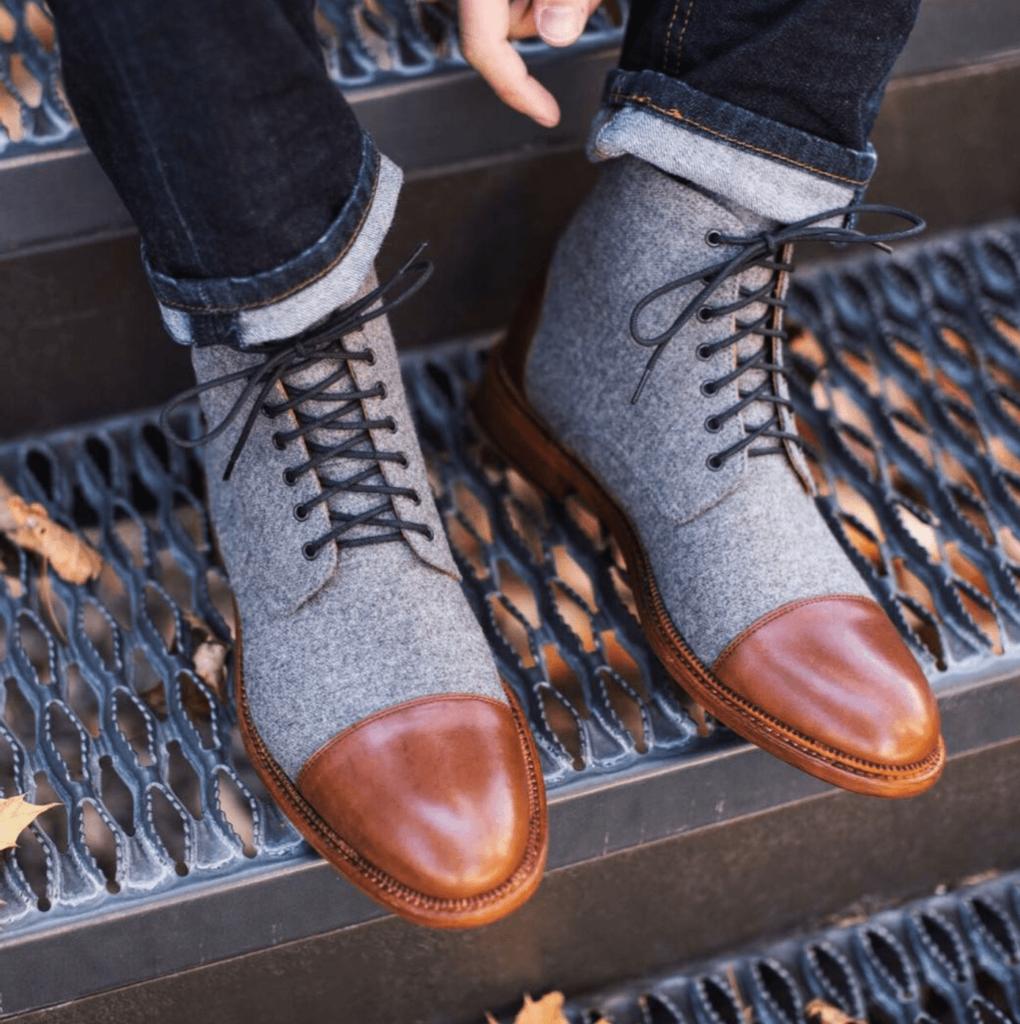Taft Boots - Something Unique