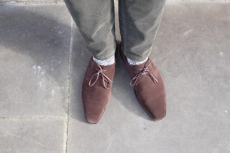 The Venetian Trader - My Norwegian Socks by Bresciani