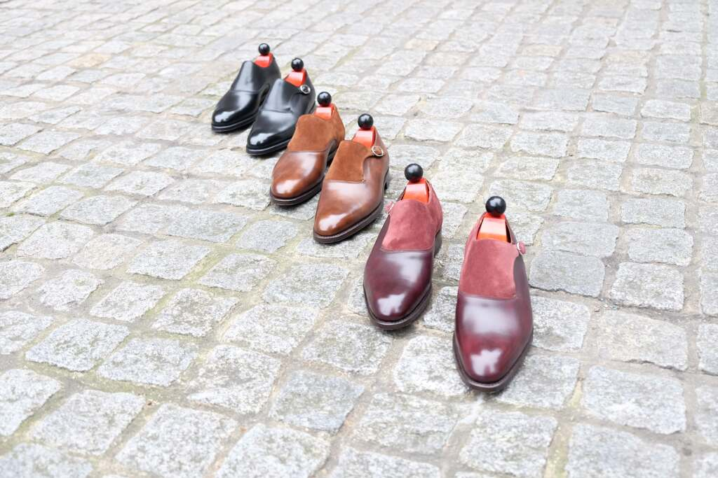 J.FitzPatrick Footwear S/S2017 Pre-Sale Round 3: Hand Stitched Apron Models + New Single Monk