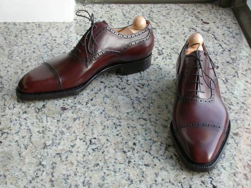 London Super Trunk Show -- Brand Showcase #7 -- Vass Shoes