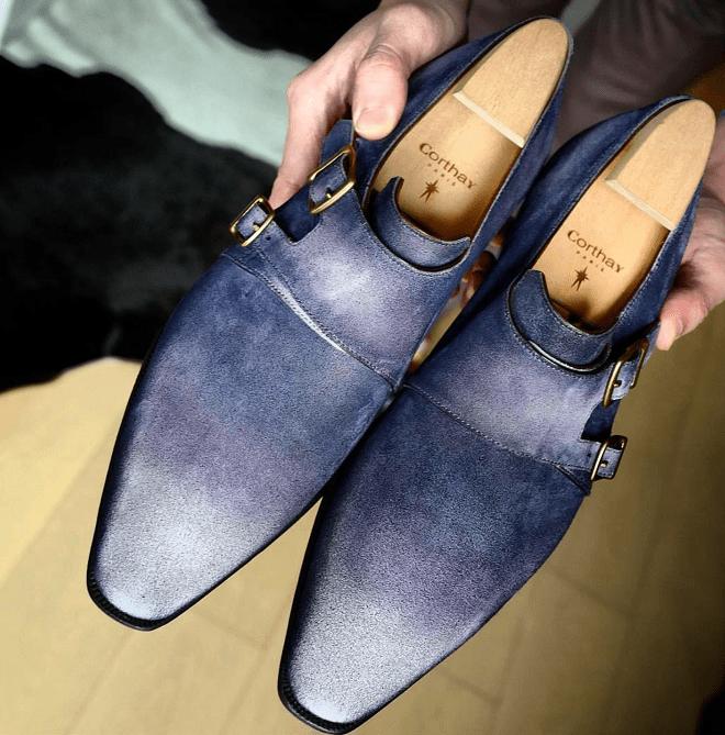 A Shoe Collection of a True Aficionado