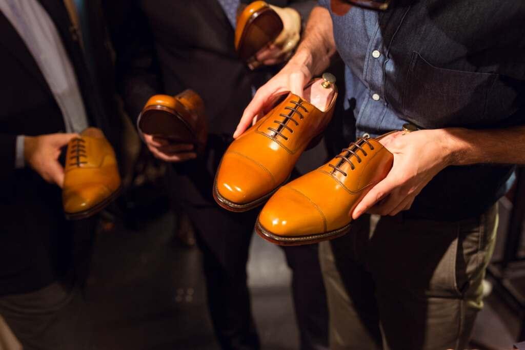 London Super Trunk Show - World Championship of Shoe Shining
