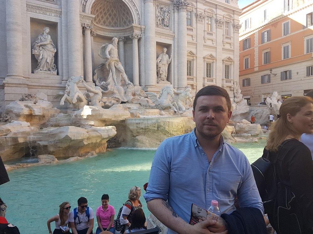 My Trip to Rome