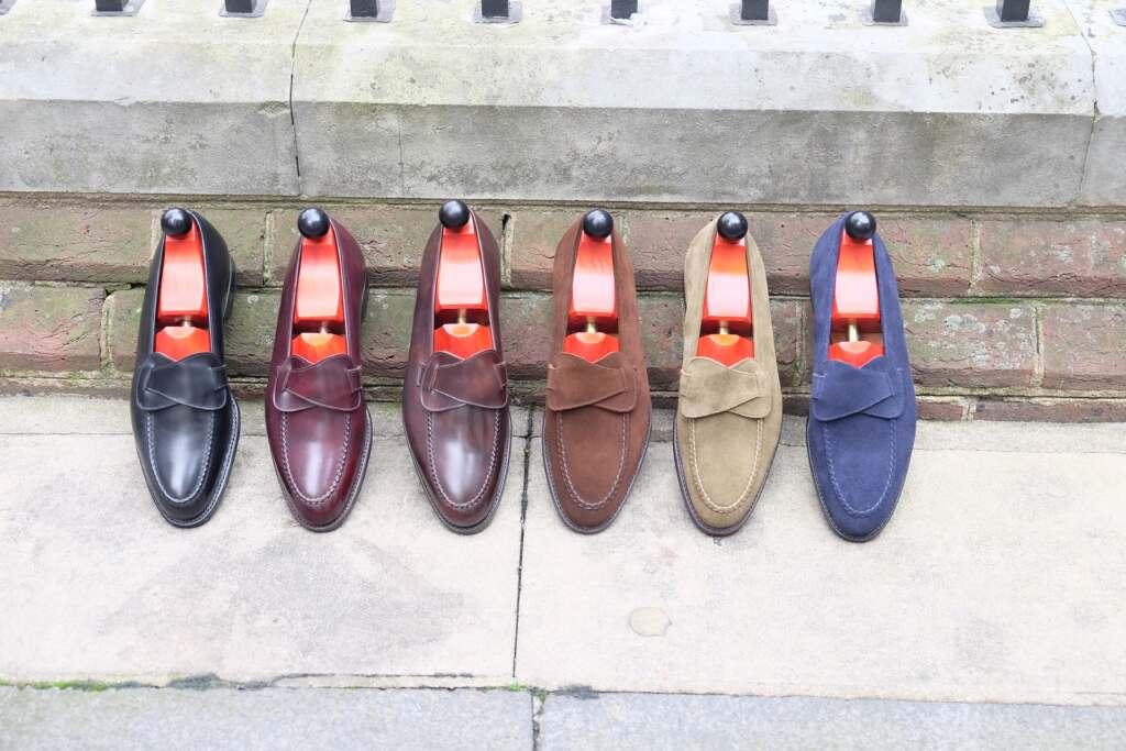 J.FitzPatrick Footwear at London Super Trunk Show May 13th