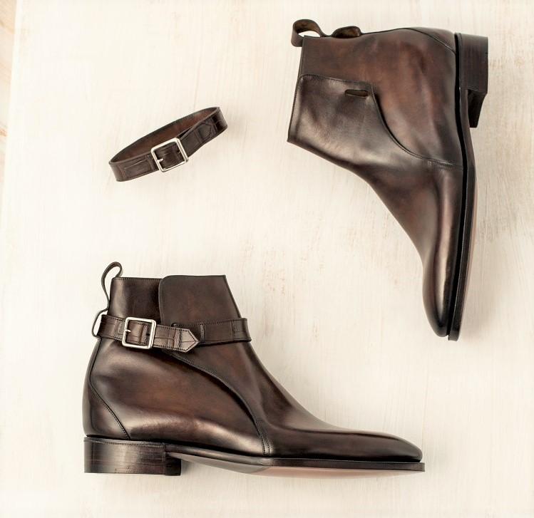 Gaziano & Girling New Jodhpur Boot Model