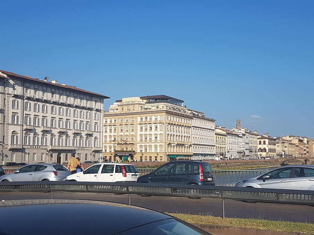 My Trip to Florence