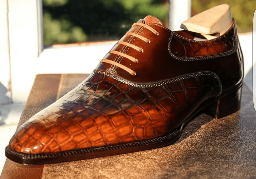 This Week's Favorite - Stephane Jimenez Saddle Oxford