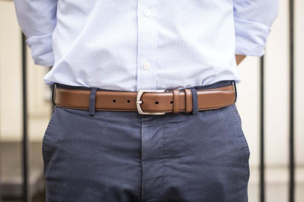 A Guide To Wearing Belts
