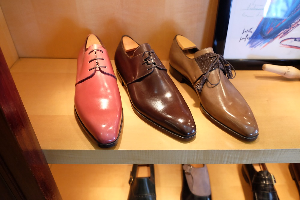 Aubercy Visit 2017 -- French Kings of Cool Shoes