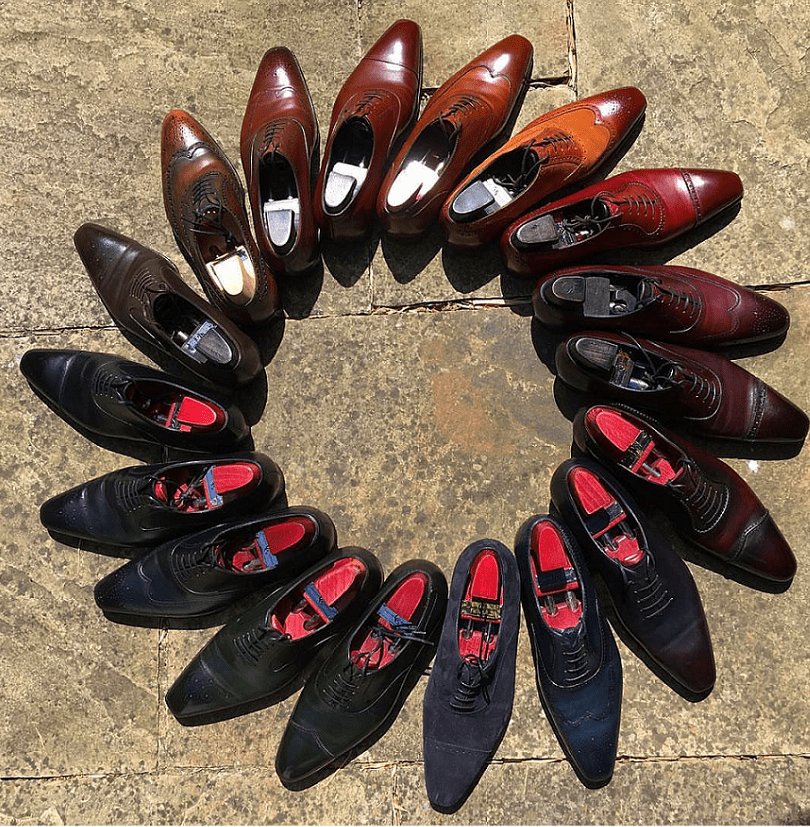 The Shoe Cirlce by GGDecoMan