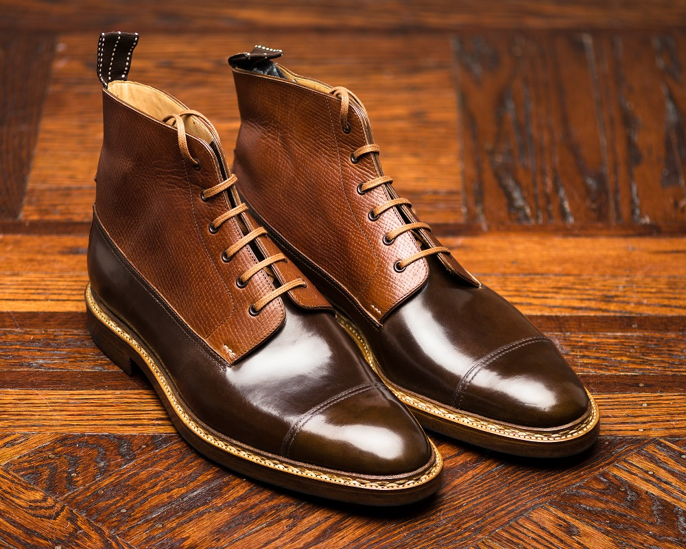 Work Boots by Saint Crispins