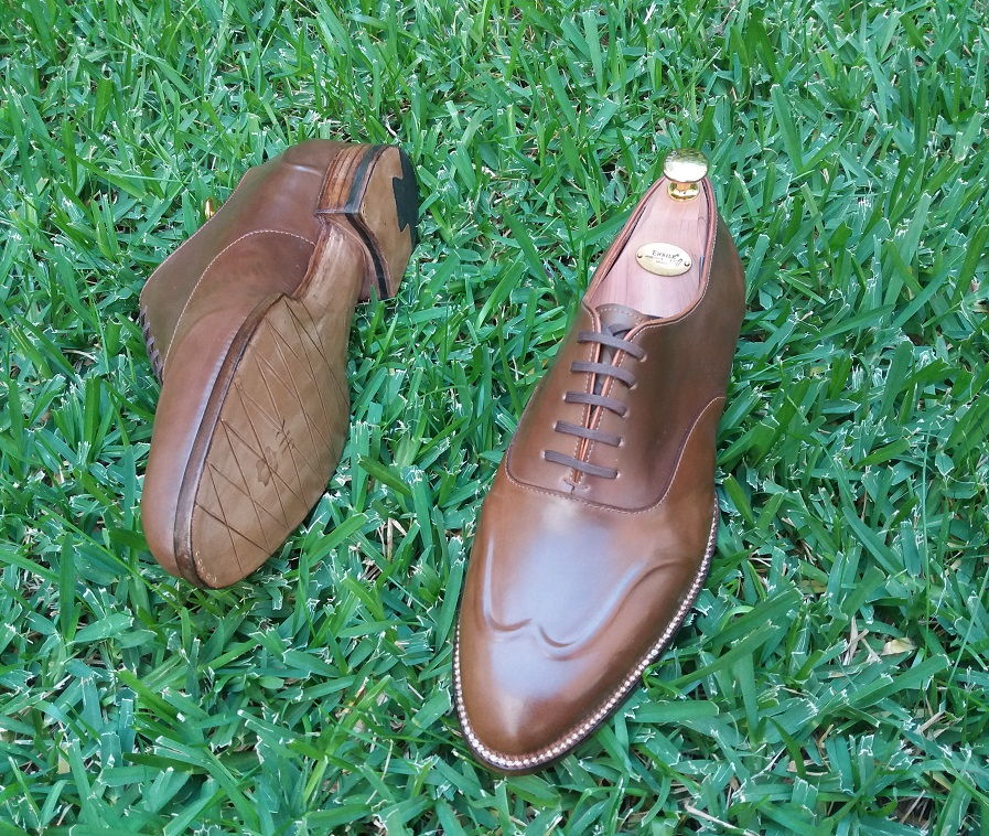 New Oxford Model by Enrile
