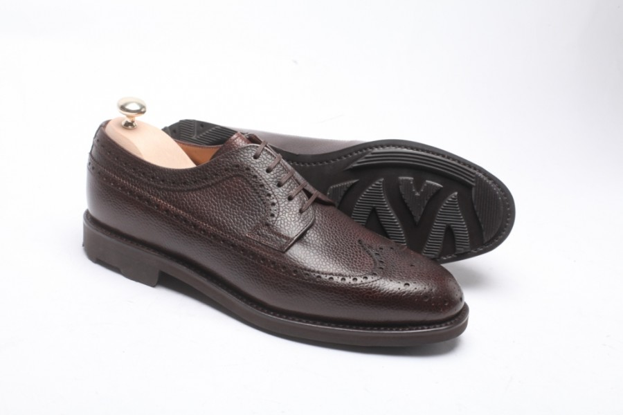Americana Style Brogues by Septieme Largeur