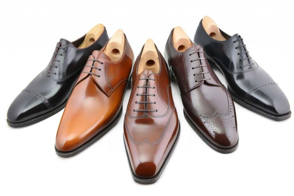 Lies in the Shoe Industry - Handmade, Middlemen, Top leather etc.