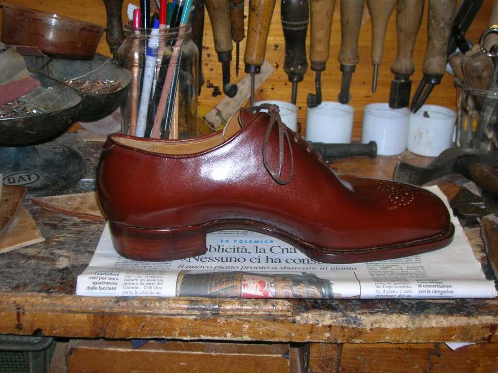 What Is a Handmade Shoe?
