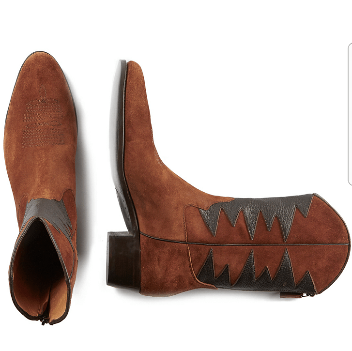 Cowboy Boots by Barbanera -- One's That I Would Actually Wear!