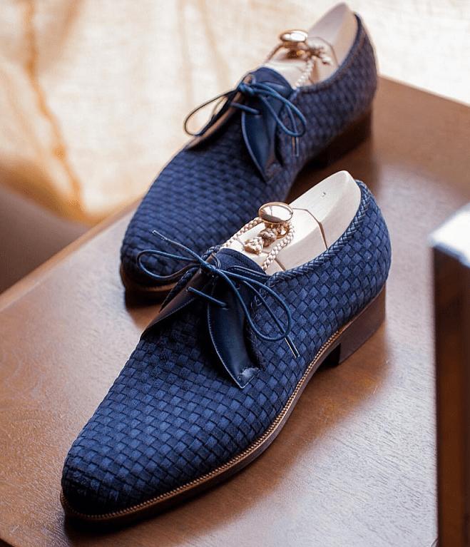 TYE Shoemaker Braided Shoes