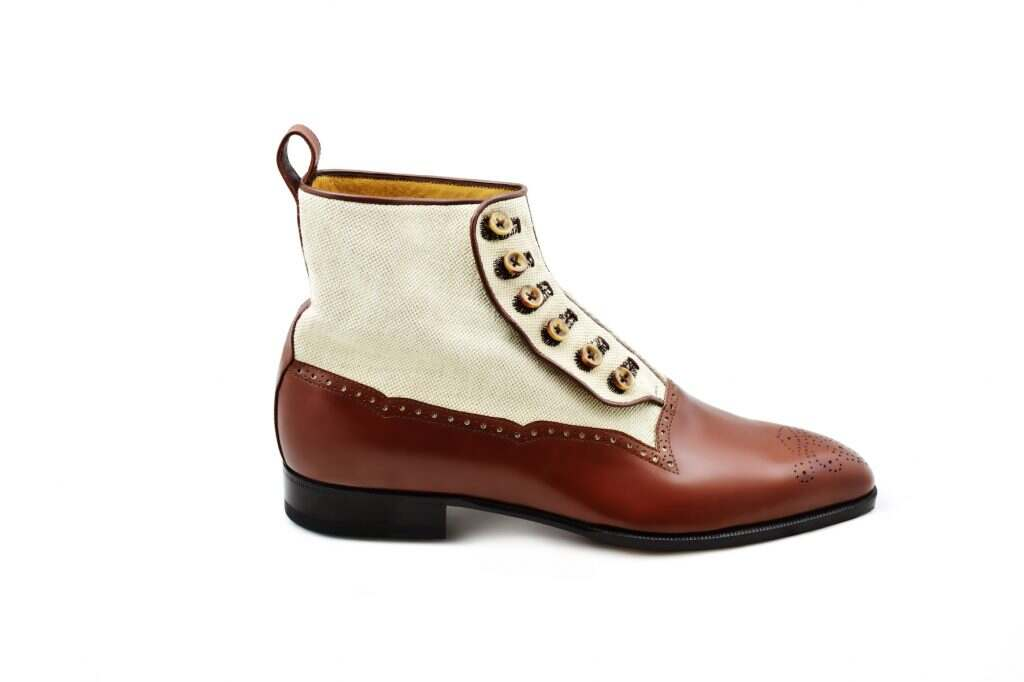 Aubercy Button Boots - Fresh to Death!