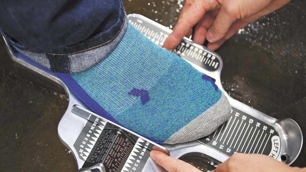 Pet Peeves in the Shoe Industry Part 4 - The Brannock Device