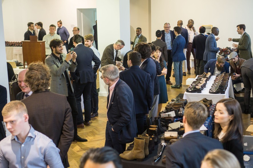 London Super Trunk Show 2018 -- April 7th, The Music Room -- INFO FOR THE DAY