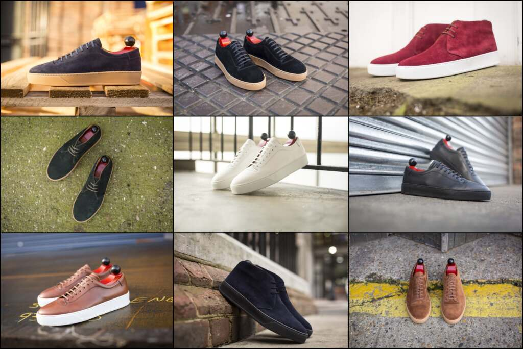 J.FitzPatrick Sneaker Collection Pre-Order Now Live!!!