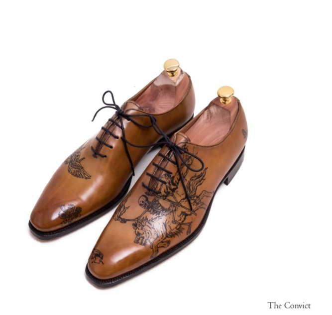 Tōramally Shoes - Handwelted out of India!