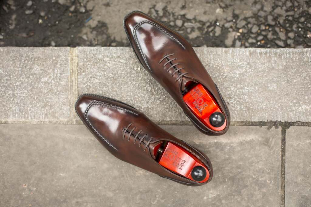 LONDON SUPER TRUNK SHOW 2018 BRAND HIGHLIGHT #10 J.FITZPATRICK FOOTWEAR