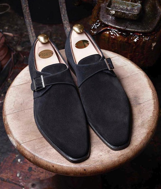 Black Suede Shoes - Where Are They?