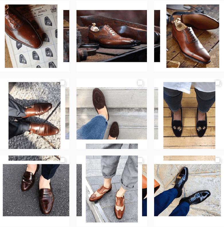 Best Shoe Instagram Account - Crockett & Jones