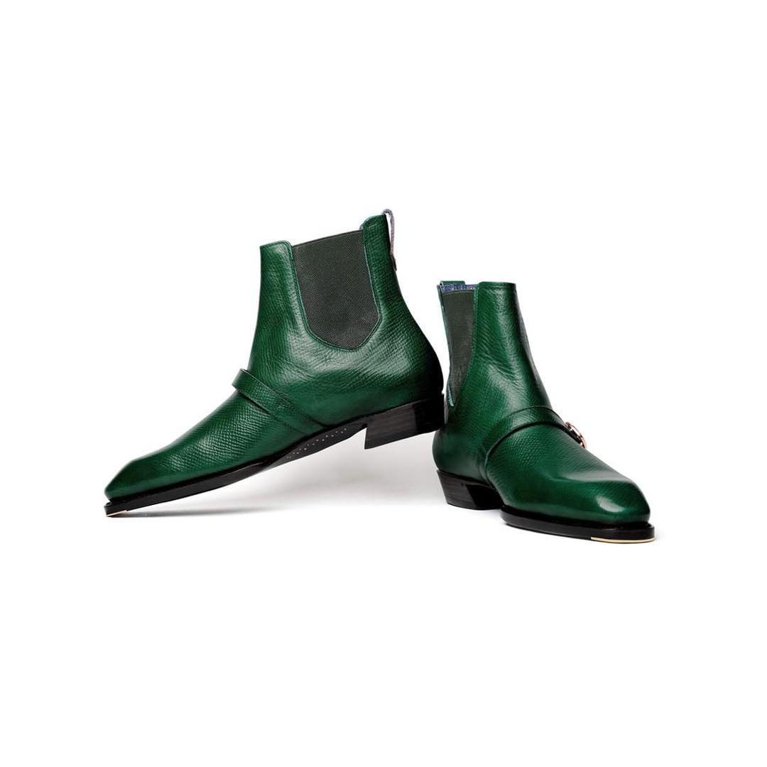 Antonio De Torres - Unique Chelsea Boots!