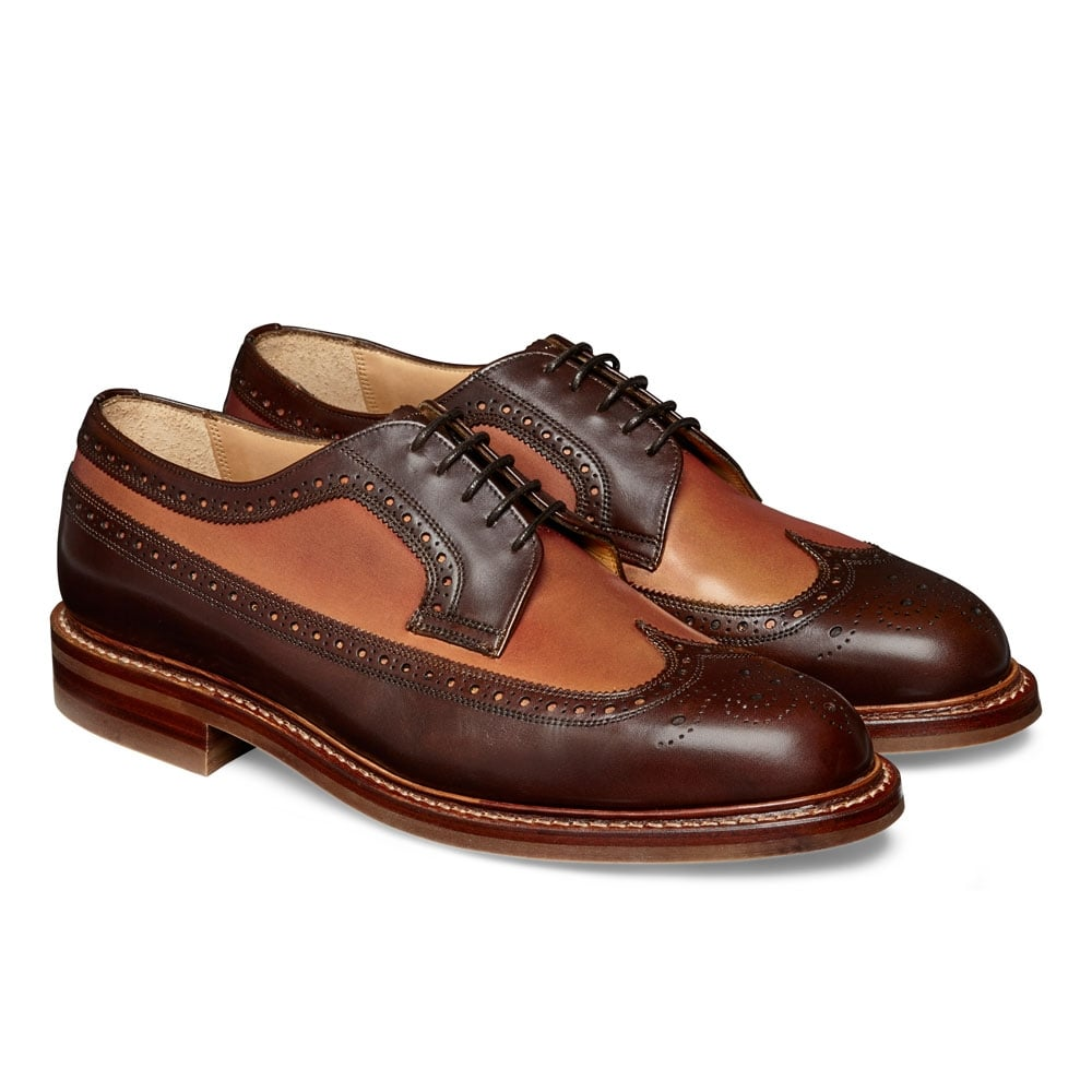 Cheaney's New S/S18 Two Tone Line Up!