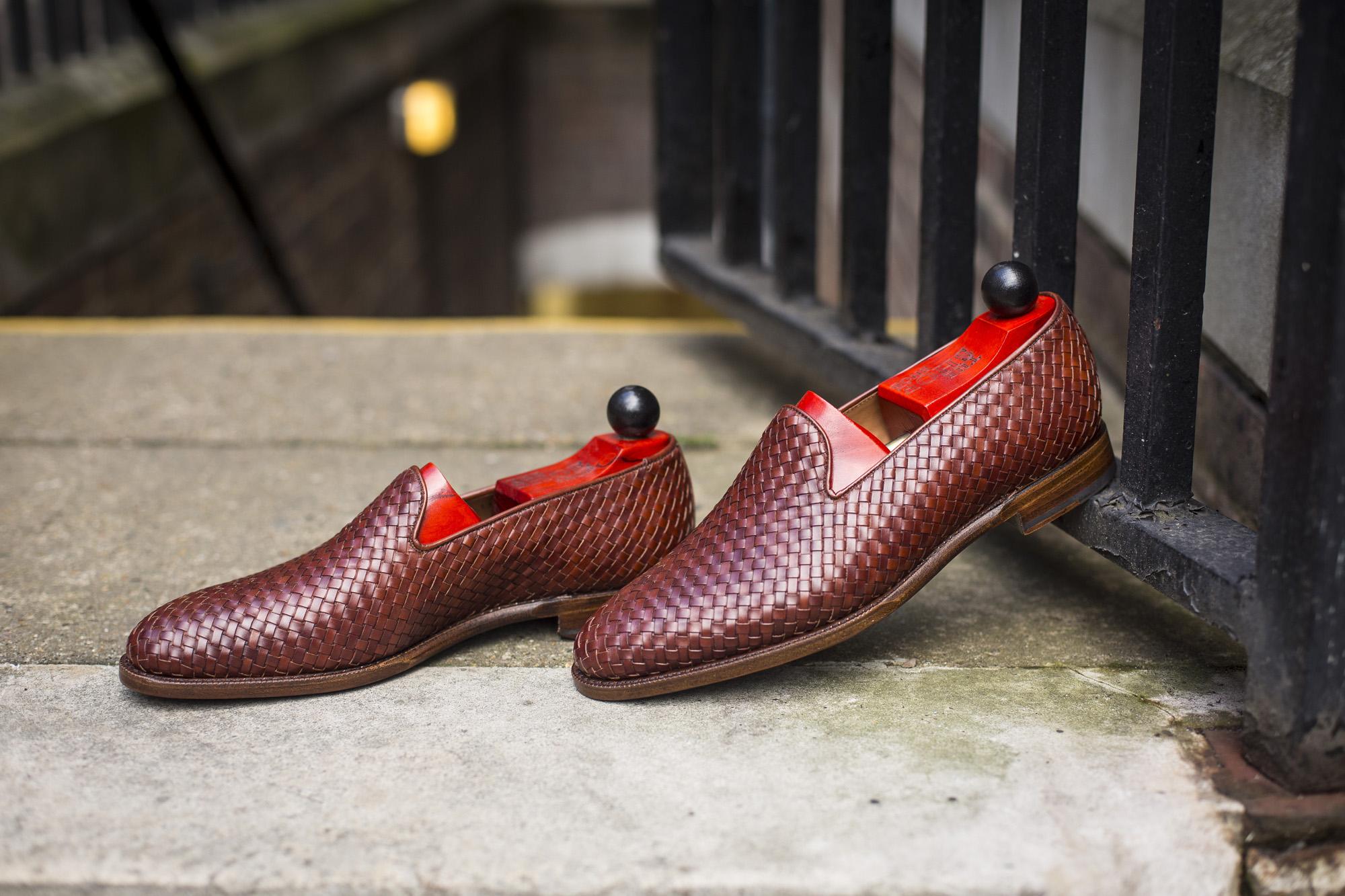Discover the Laurelhurst II Braided Loafers - J.FitzPatrick Footwear