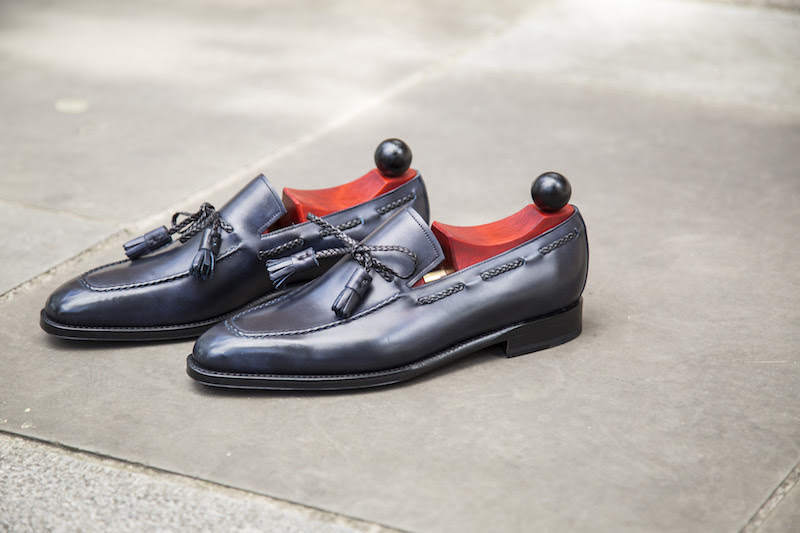 Introducing the Issaquah String Loafer - J.FitzPatrick Footwear