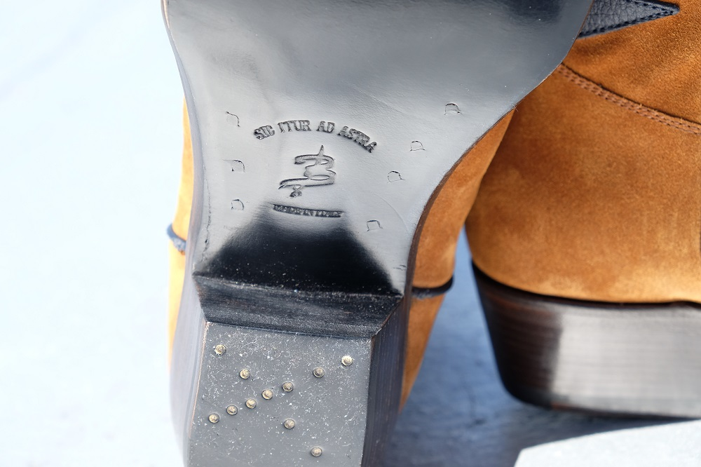 Cowboy Boots Done Differently - Barbanera's Cormac Boot