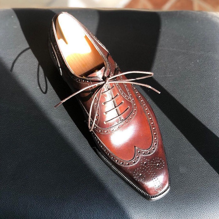 New Chinese Bespoke Shoemaker - Yim Shoemaker