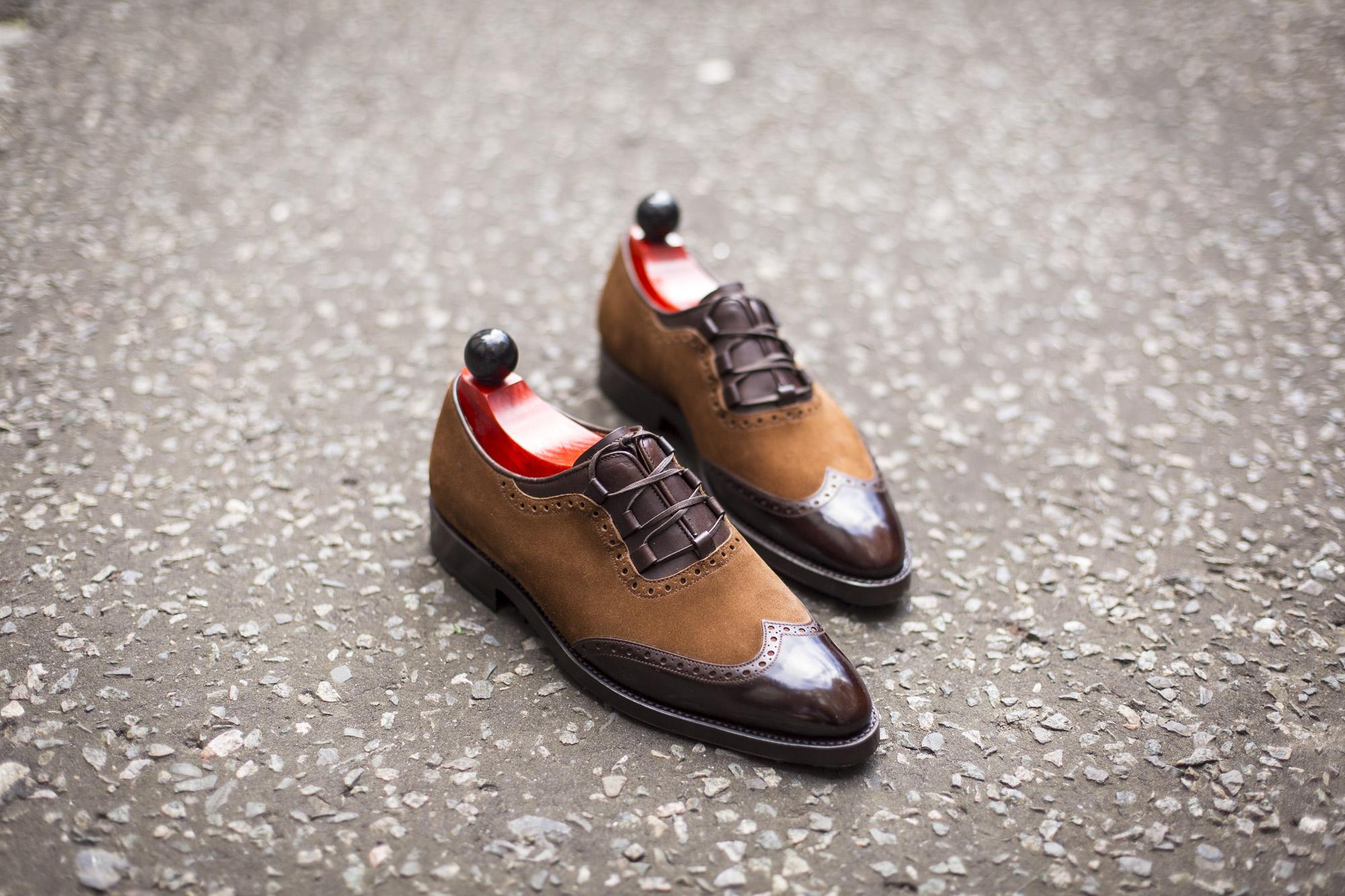 Discover the Leavenworth Ghillie - J.FitzPatrick Footwear