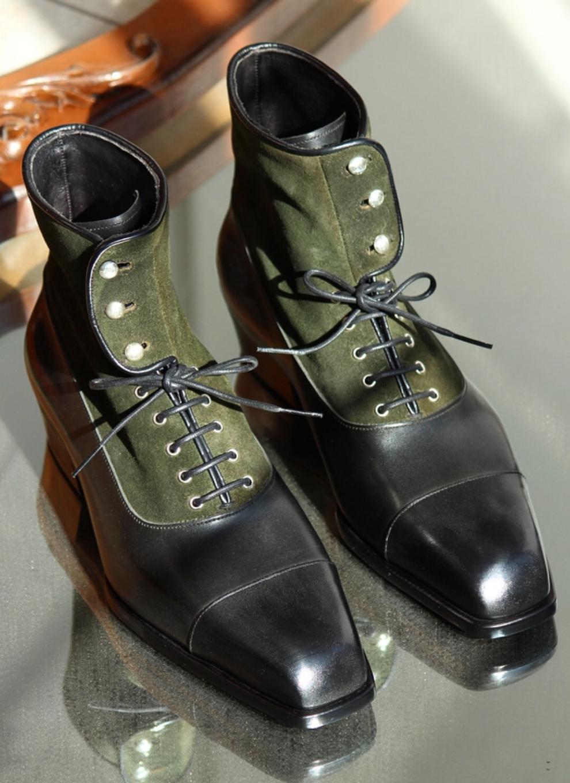 Castez Ermili - Mexican Shoemaker
