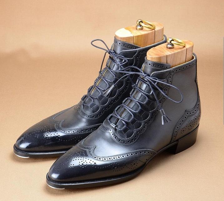 Hiro Yanagimachi Ghillie Boots