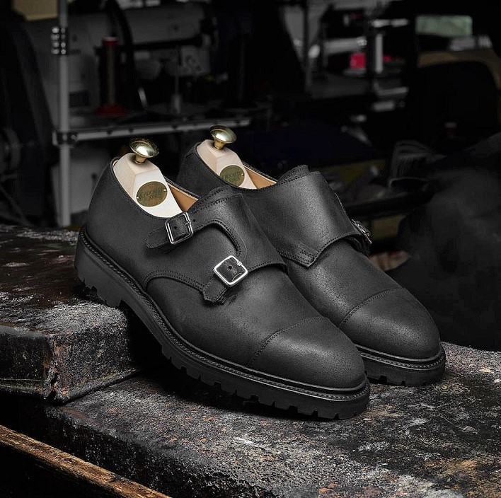Crockett & Jones - 'Black Editions' Collection for Winter
