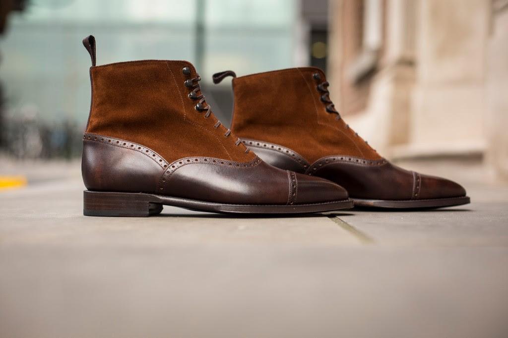 Last Days of GMTO - J.FitzPatrick Footwear
