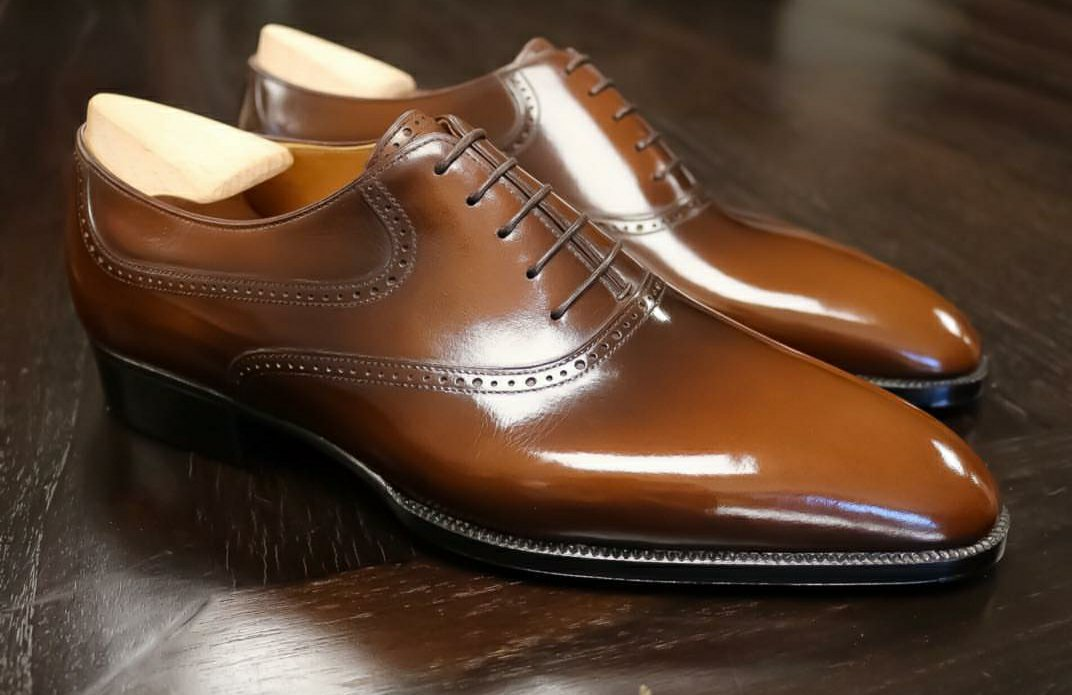 The Saddle Oxford done Differently