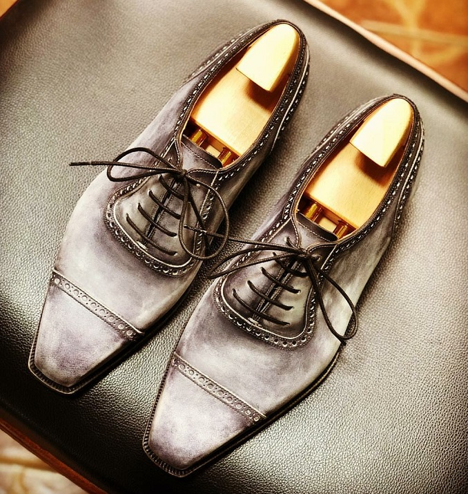 The Stripped Patina by Yim Shoemaker