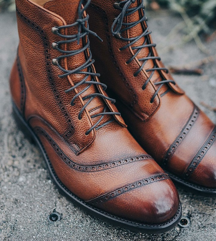 Gladiator Boots by Taft