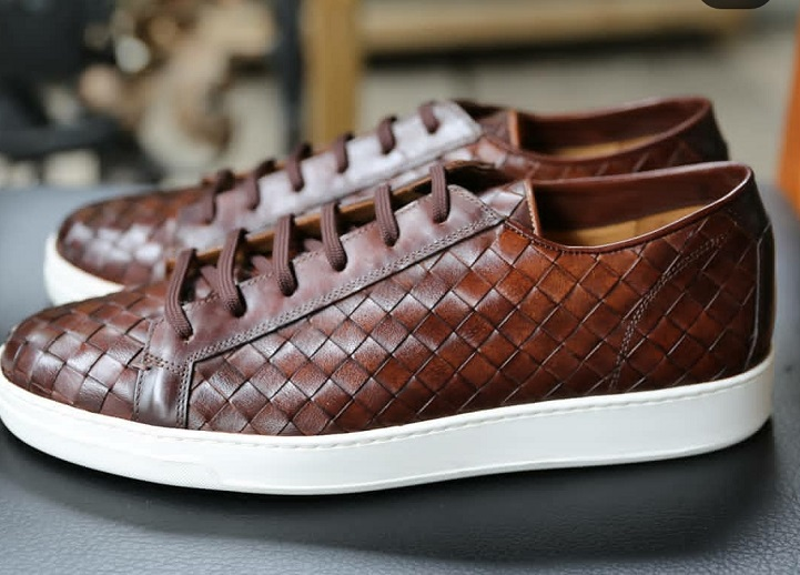 The Braided Sneaker