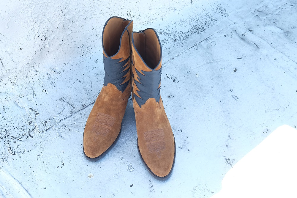 Fusion Cowboy Boots - The Modern Trend