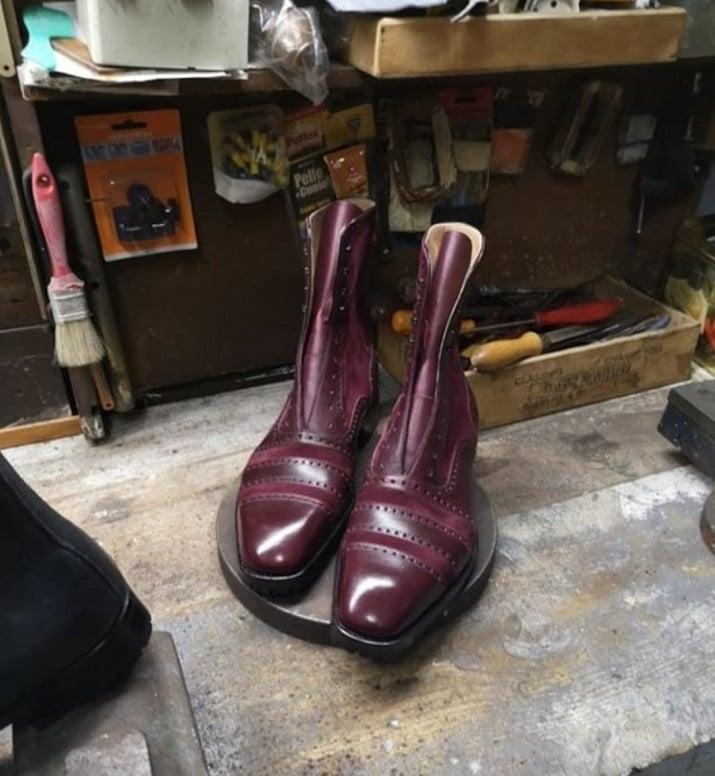 Calzoleria Oscura Shoes