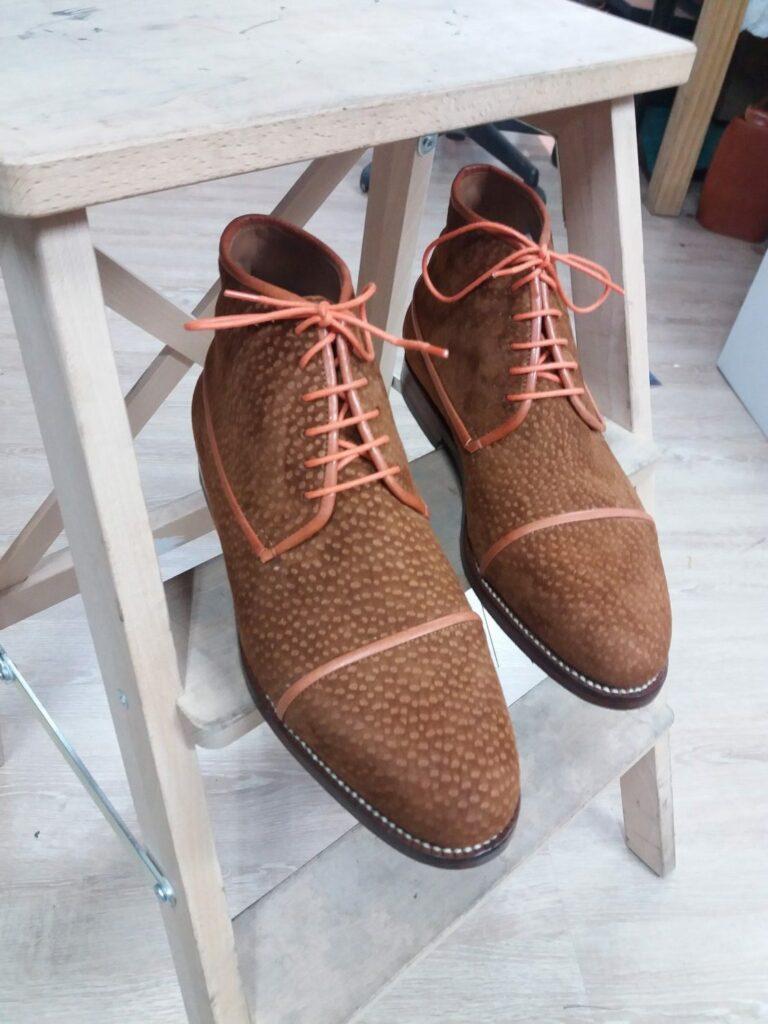 Carpincho Boots by Enrile