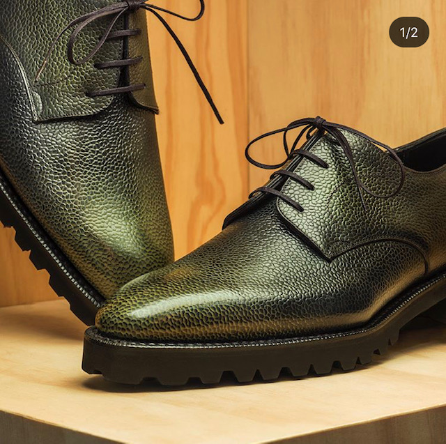 Green Shoes - Trend or 'The Future'?