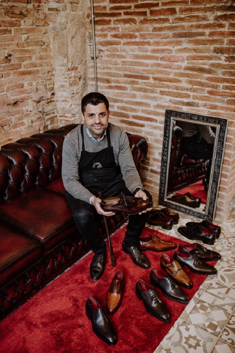 Ramon Cuberta - London Trunk Show & New Version of Gladiator!
