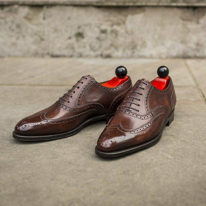 LONDON SUPER TRUNK SHOW 2019 BRAND SHOWCASE #9 - J.FITZPATRICK FOOTWEAR